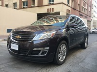 Used 2015 Chevrolet Traverse for sale in dubai