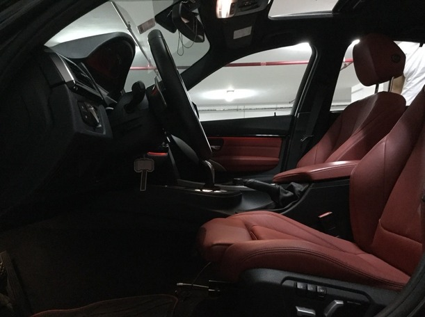 Used 2016 BMW 330 for sale in dubai