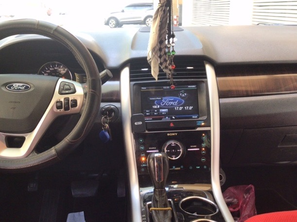 Used 2012 Ford Edge for sale in abudhabi