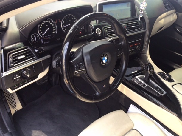 Used 2013 BMW 650 for sale in abudhabi