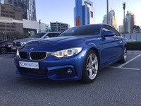 Used 2017 BMW 420 for sale in dubai