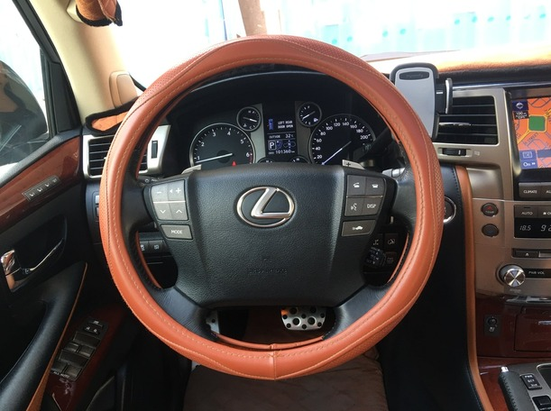 Used 2015 Lexus LX570 for sale in sharjah