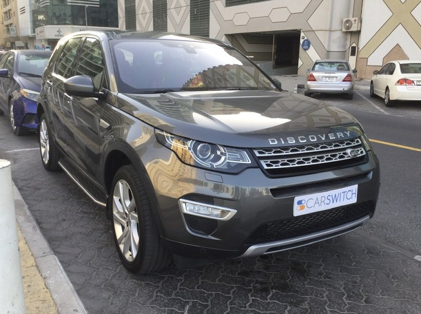 Used 2016 Land Rover Discovery Sport for sale in sharjah