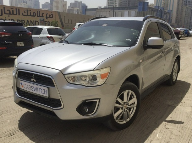 Used 2013 Mitsubishi ASX for sale in sharjah