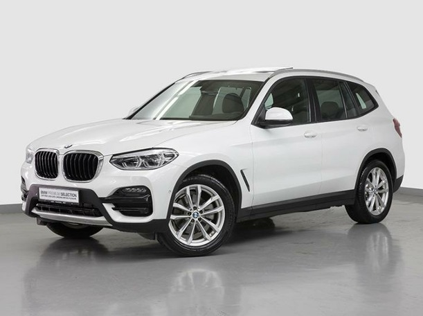 Used 2020 BMW X3 for sale in dubai