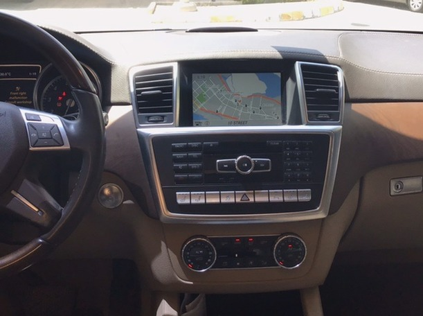 Used 2015 Mercedes GL500 for sale in abudhabi