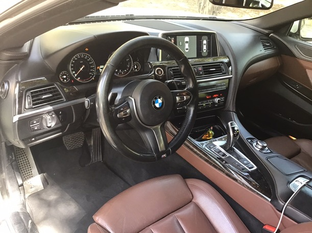 Used 2014 BMW 640 for sale in dubai