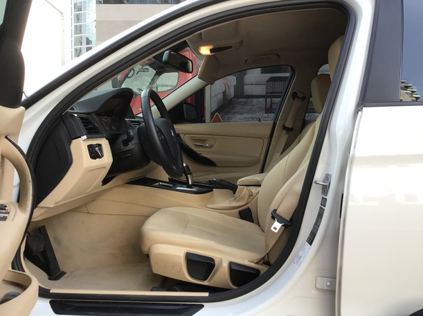 Used 2015 BMW 320 for sale in dubai
