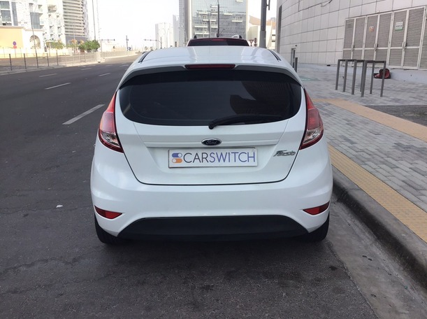 Used 2013 Ford Fiesta for sale in abudhabi