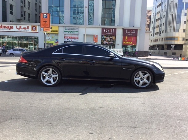 Used 2006 Mercedes CLS55 AMG for sale in dubai