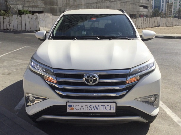 Used 2019 Toyota Rush for sale in sharjah
