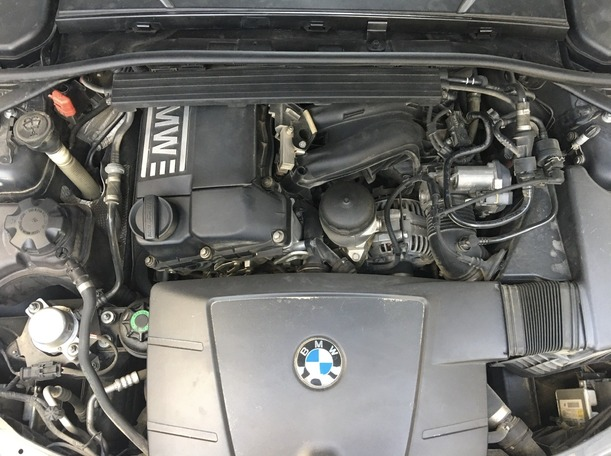 Used 2011 BMW 316 for sale in dubai