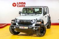 Used 2018 Jeep Wrangler for sale in dubai