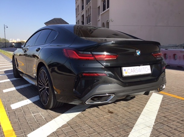 Used 2020 BMW 840 for sale in dubai