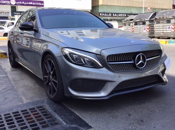 Used 2016 Mercedes C450 for sale in abudhabi