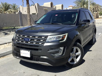 Used 2017 Ford Explorer for sale in abudhabi
