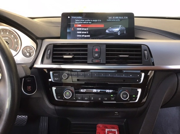 Used 2018 BMW 420 for sale in dubai