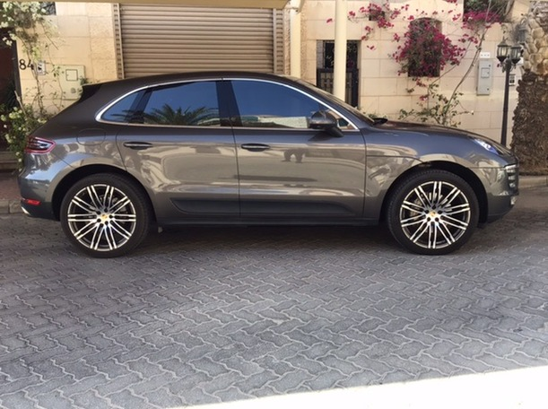 Used 2016 Porsche Macan S for sale in abudhabi