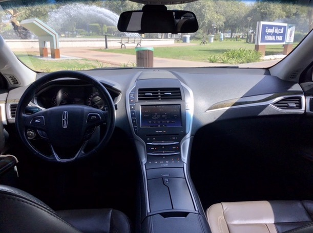 Used 2014 Lincoln MKZ for sale in abudhabi