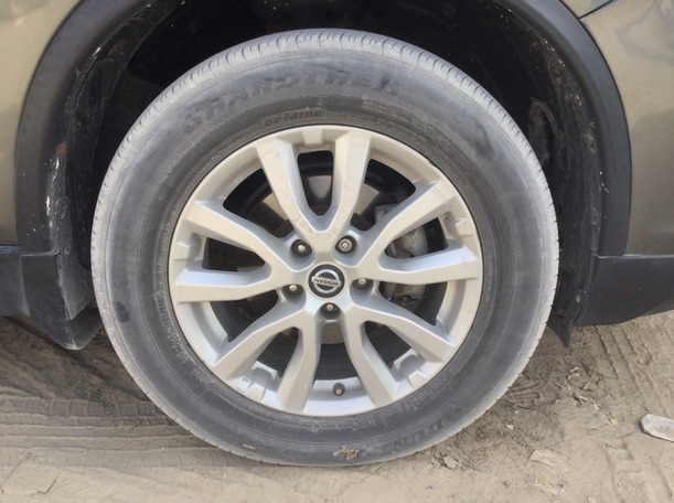 Used 2018 Nissan Rogue for sale in sharjah