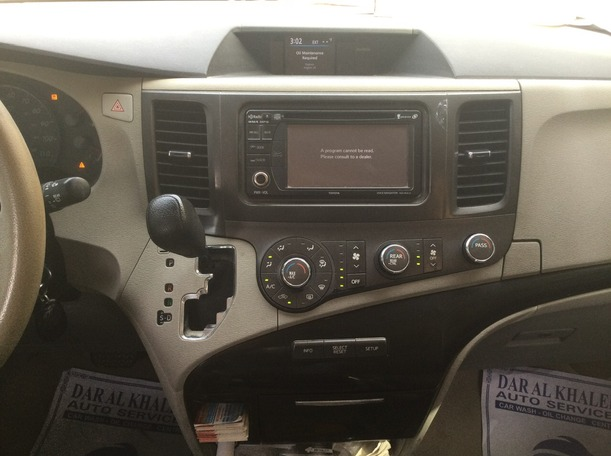 Used 2011 Toyota Sienna for sale in sharjah
