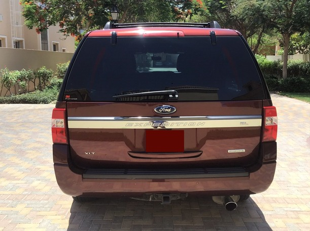 Used 2016 Ford Expedition for sale in dubai