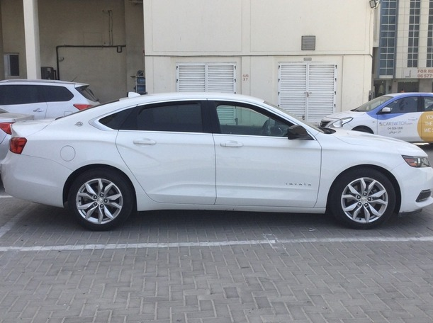 Used 2016 Chevrolet Impala for sale in sharjah