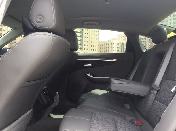 Used 2015 Chevrolet Impala for sale in sharjah
