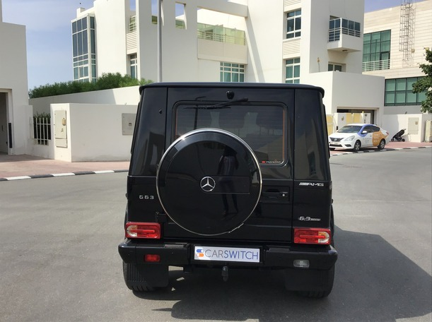 Used 2013 Mercedes G63 AMG for sale in dubai
