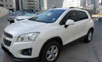 Used 2014 Chevrolet Trax for sale in sharjah