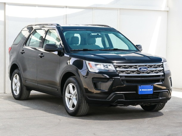 Used 2018 Ford Explorer for sale in dubai