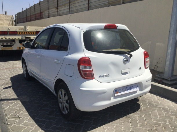 Used 2016 Nissan Micra for sale in sharjah