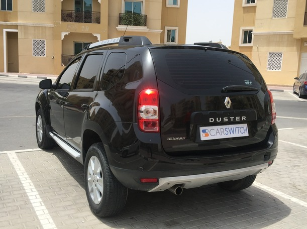 Used 2015 Renault Duster for sale in dubai