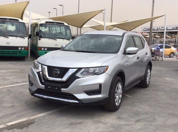 Used 2020 Nissan Rogue for sale in sharjah