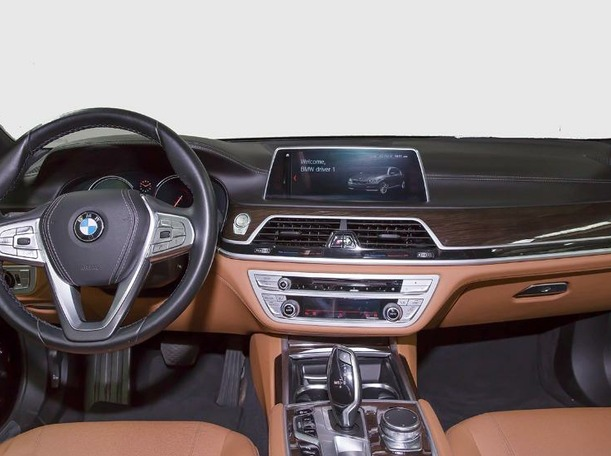 Used 2018 BMW 730 for sale in dubai