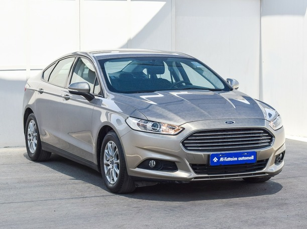 Used 2017 Ford Fusion for sale in sharjah