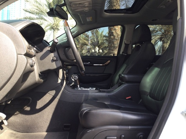 Used 2016 GMC Acadia for sale in sharjah