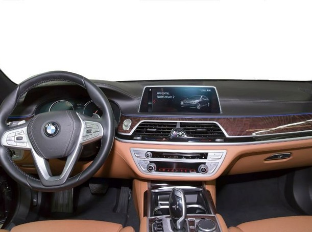 Used 2018 BMW 740 for sale in dubai