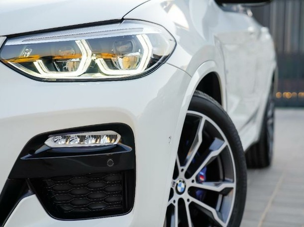 Used 2019 BMW X4 for sale in dubai