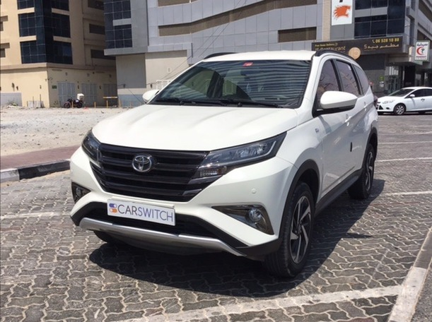 Used 2020 Toyota Rush for sale in sharjah