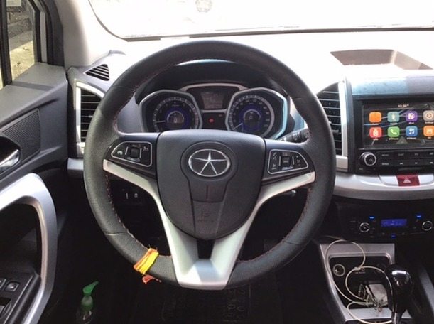 Used 2017 JAC S3 for sale in sharjah