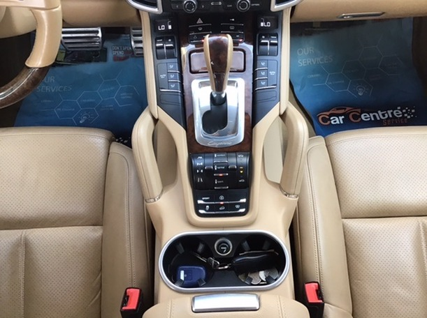 Used 2011 Porsche Cayenne S for sale in sharjah