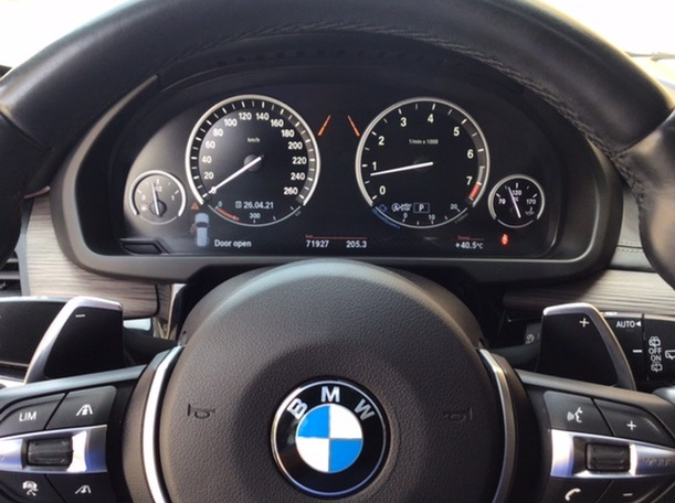 Used 2014 BMW X5 for sale in abudhabi