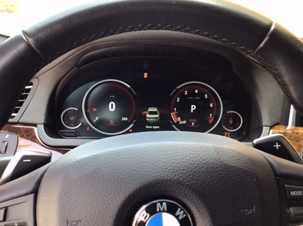 Used 2014 BMW 750 for sale in abudhabi