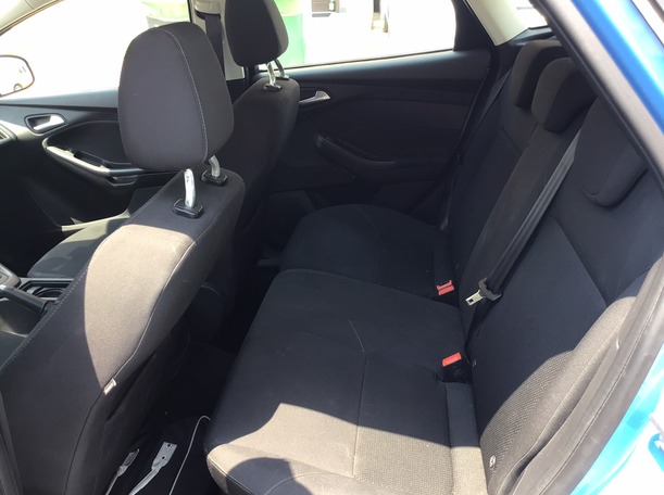 Used 2018 Ford Focus for sale in abudhabi