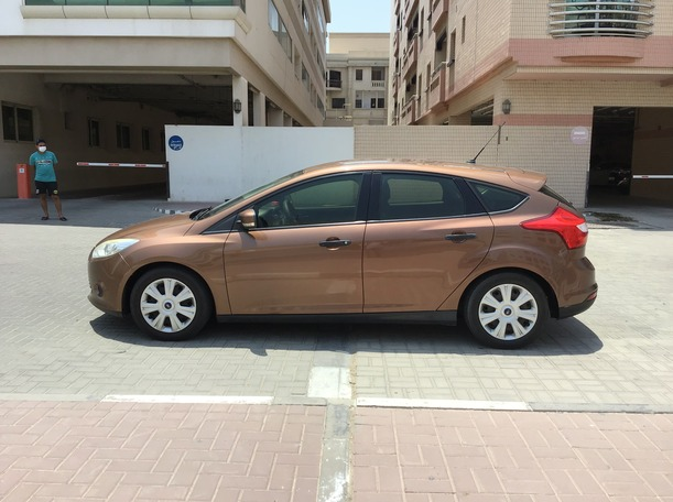 Used 2013 Ford Focus for sale in dubai