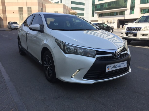 Used 2016 Toyota Corolla for sale in sharjah
