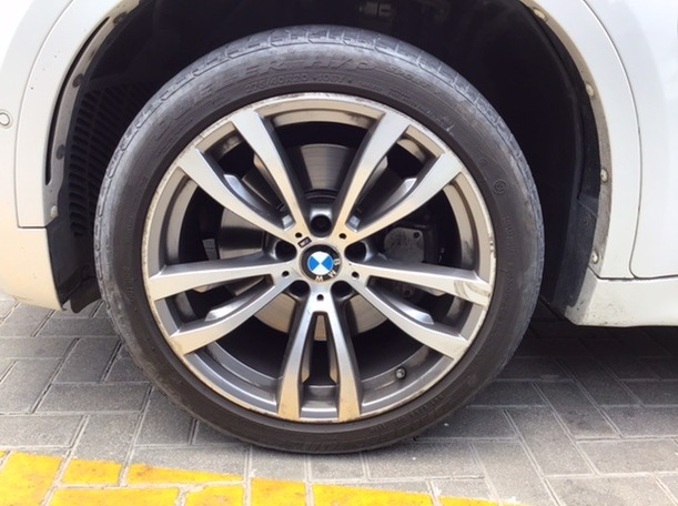 Used 2016 BMW X6 for sale in sharjah