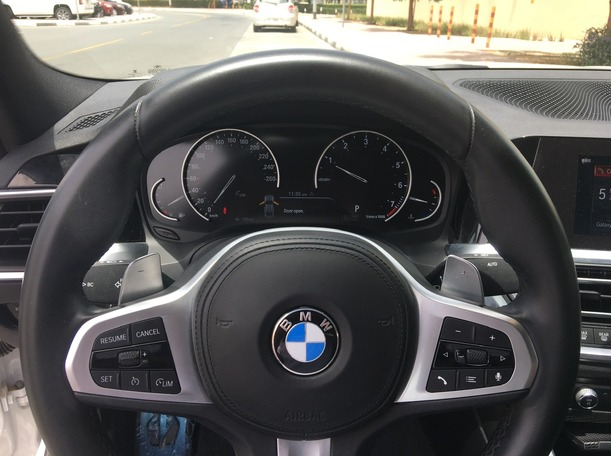 Used 2019 BMW 330 for sale in dubai