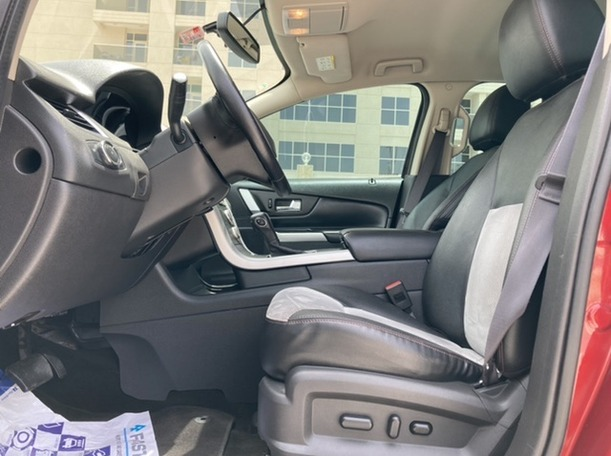 Used 2014 Ford Edge for sale in dubai
